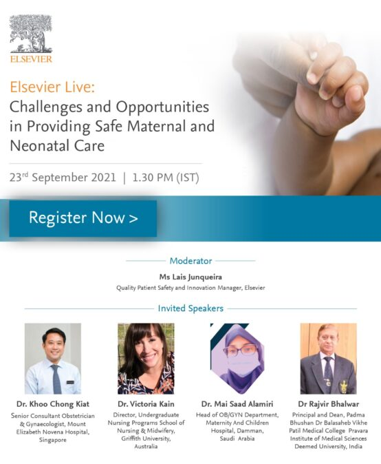 Webinar on Challenges and Opportunities in Providing Safe Maternal and Neonatal Care
